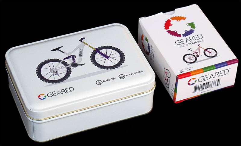geared build your bike