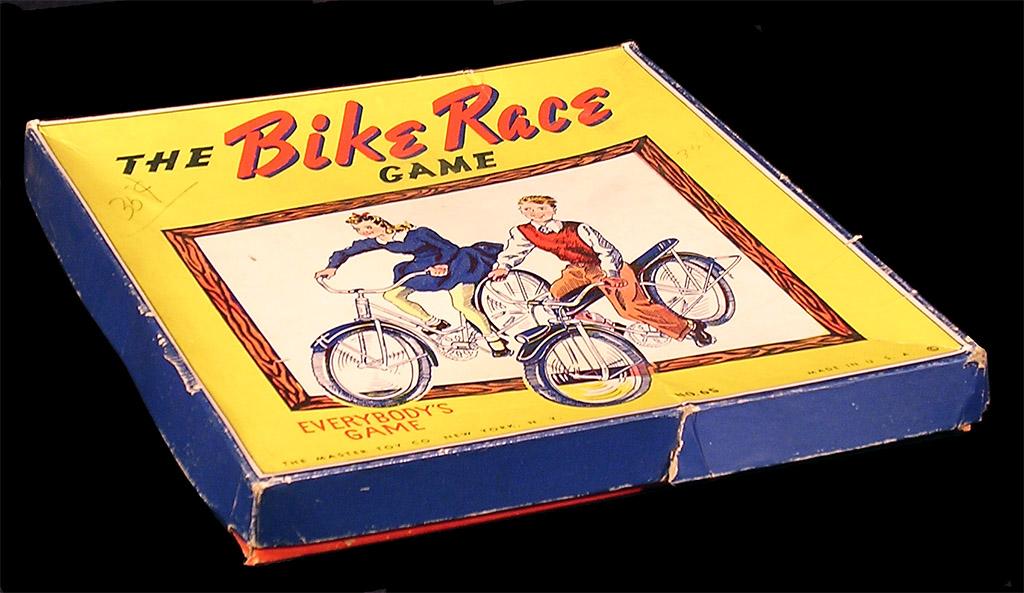 The Bike Race Game