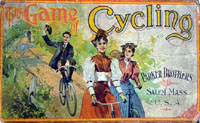 THE GAME OF CYCLING