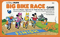 PLUTO'S BIG BIKE RACE GAME