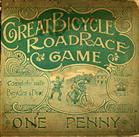 GREAT BICYCLE ROADRACE GAME